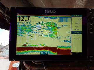 Simrad Low CHIRP install